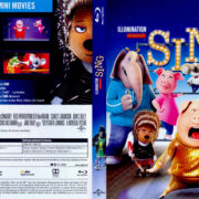 Sing (2017) R2 German Blu-Ray Covers