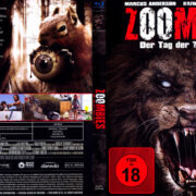Zoombies (2016) R2 German Blu-Ray Cover