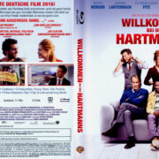 Willkommen bei den Hartmanns (2017) R2 German Blu-Ray Covers