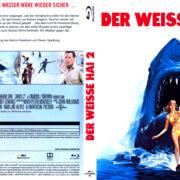 Der weisse Hai 2 (2016) R2 German Blu-Ray Covers