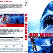 Der weisse Hai 3 (2016) R2 German Blu-Ray Covers