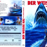 Der weisse Hai 4 (2016) R2 German Blu-Ray Covers