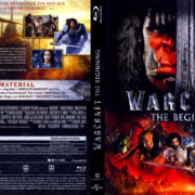 Warcraft: The Beginning (2015) R2 German Blu-Ray Covers