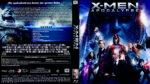 X-Men: Apocalypse (2016) R2 German Blu-Ray Covers