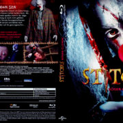 Stitches - Böser Clown (2013) R2 German Blu-Ray Covers