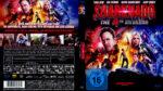 Sharknado 4: The 4th Awakens (2016) R2 German Blu-Ray Cover