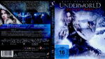 Underworld: Blood Wars (2017) R2 German Blu-Ray Cover V2
