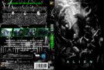 Alien: Covenant (2017) R2 German Custom DVD Cover