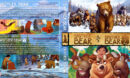 Brother Bear Double Feature (2003-2006) R1 Custom Blu-Ray Cover