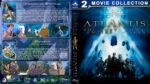 Atlantis: The Lost Empire / Milo's Return Double Feature (2001-2003) R1 Custom Blu-Ray Cover