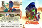 Sahara (2017) R2 CUSTOM DVD Cover & Label