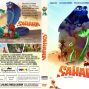 Sahara (2017) R2 CUSTOM DVD Cover & Label