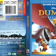 Dumbo (2017) R1 Blu-Ray Cover