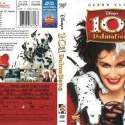 101 Dalmatians (1996) R1 DVD Cover