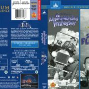 The Absent-Minded Professor/Son of Flubber Double Feature (2008) R1 DVD Cover