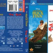 The Adventures of Huck Finn/Tom and Huck Double Feature (2009) R1 DVD Cover