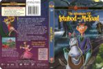 The Adventures of Ichabod and Mr. Toad (1950) R1 DVD Cover
