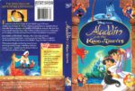 Aladdin and the King of Thieves (2005) R1 DVD Cover