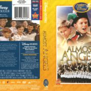 Almost Angels (2010) R1 DVD Cover