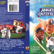 Angels in the Outfield (1994) R1 DVD Cover