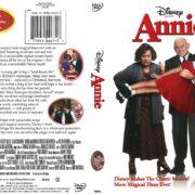 Annie (1982) R1 DVD Cover