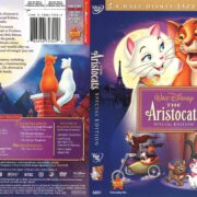 The Aristocats (2008) R1 DVD Covers