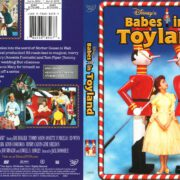 Babes in Toyland (1961) R1 DVD Cover