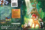 Bambi II (2006) R1 DVD Cover