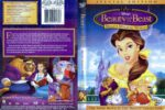 Beauty and the Beast: Belle's Magical World (1998) R1 DVD Cover