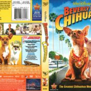 Beverly Hills Chihuahua (2009) R1 DVD Cover