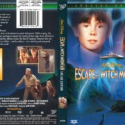 Escape to Witch Mountain (1975) R1 DVD Cover