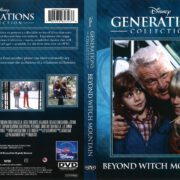 Beyond Witch Mountain (2012) R1 DVD Cover