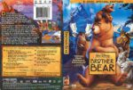 Brother Bear (2004) R1 DVD Cover