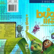 A Bug's Life (1998) R1 DVD Cover
