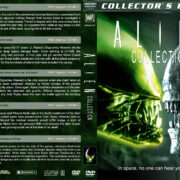Alien Collection (5) (1979-2017) R1 Custom DVD Cover