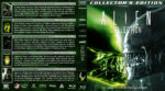 Alien Collection (5) (1979-2017) R1 Custom Blu-Ray Cover