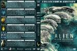 Alien 6-Film Collection (1979-2017) R1 Custom Cover