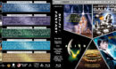 Sci-Fi / Fantasy 5-Pack (1977-2001) R1 Custom Blu-Ray Cover