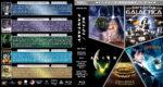 Sci-Fi / Fantasy 5-Pack (1977-2001) R1 Custom Blu-Ray Cover