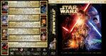 Star Wars: The Saga Continues… (1977-2015) R1 Custom Blu-Ray Cover