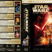 Star Wars: The Saga Continues… (1977-2015) R1 Custom Blu-Ray Cover