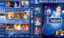 Cinderella Collection (1950-2007) R1 Custom Blu-Ray Cover