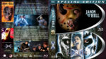 Jason Goes to Hell / Jason X Double Feature (1993-2001) R1 Custom Blu-Ray Cover V2