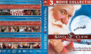The Santa Clause Trilogy (1994-2006) R1 Custom Blu-Ray Cover V2