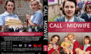 Call the Midwife - Season 2 (2013) R1 Custom Cover & Labels
