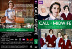 Call the Midwife – Season 3 (2014) R1 DVD Cover & Labels