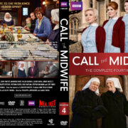 Call the Midwife - Season 4 (2015) R1 Custom Cover & Labels