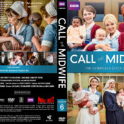 Call the Midwife – Season 6 (2017) R1 Custom Cover & Labels
