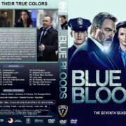 Blue Bloods – Season 7 (2016-2017) R1 Custom Covers & Labels