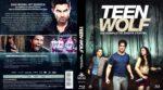 Teen Wolf – Season 2 (2012) R2 German Blu-Ray Cover & Labels